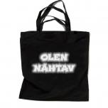 """Закупочная сумка с отражателем """"Olen nähtav"""""""