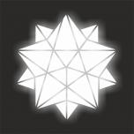 Triigitav helkurmaterjalist TÄHEKE 2