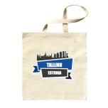"""Закупочная сумка с отражателем и орнаментом """"ТАЛЛИН"""""""