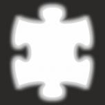 Отражатель ПАЗЛ 50x60мм термонаклейка (утюгом)